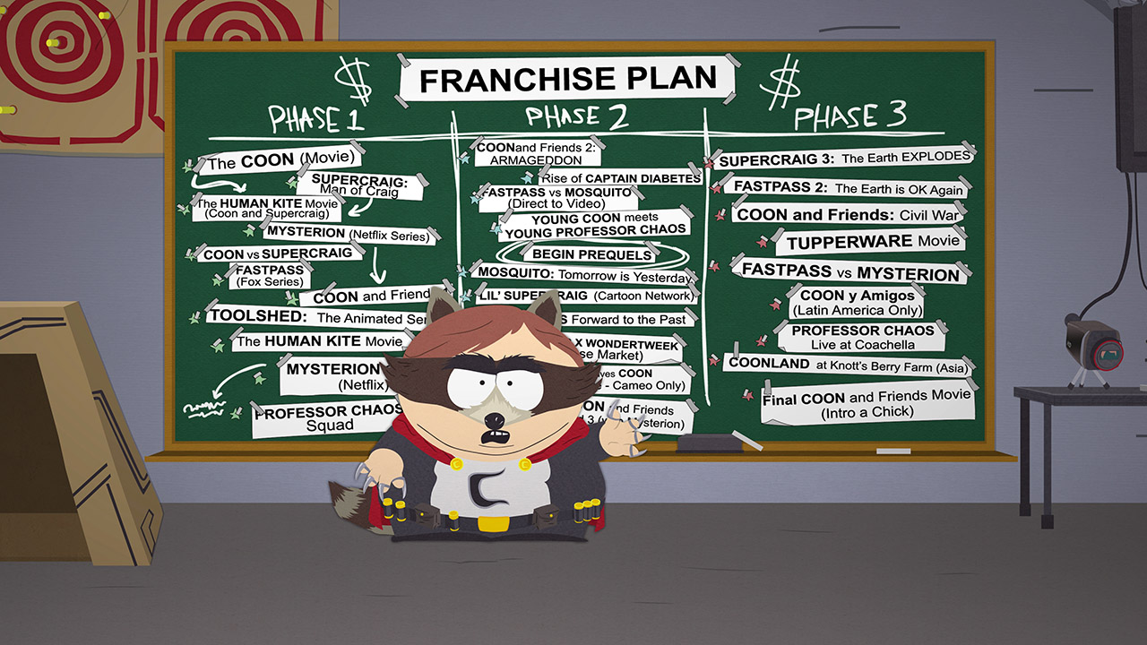 Скриншот №3 к South Park The Fractured but Whole— Золотое издание