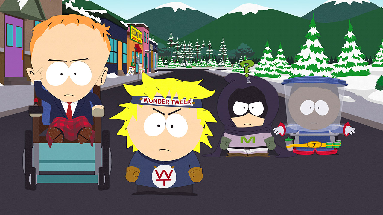 Скриншот №6 к South Park The Fractured but Whole— Золотое издание