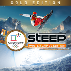 Steep Edition Gold Jeux d�Hiver