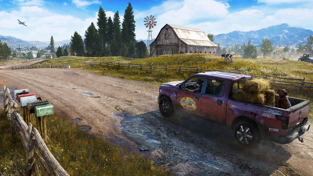 Аренда Far Cry 5 на PS4