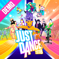 Démo Just Dance 2018