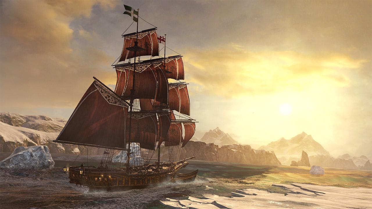 Скриншот №2 к Assassins Creed Изгой. Обновленная версия