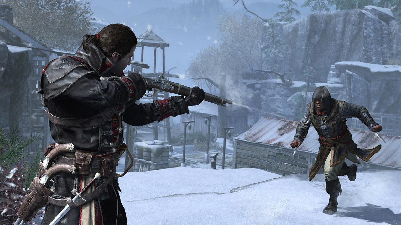 Скриншот №1 к Assassins Creed Изгой. Обновленная версия