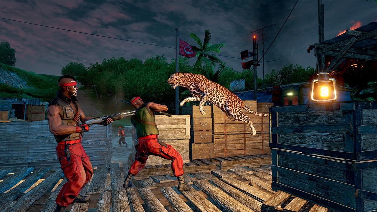 Скриншот №4 к Far Cry3 Classic Edition