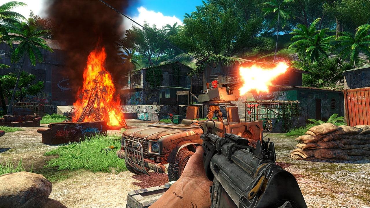 Скриншот №1 к Far Cry3 Classic Edition
