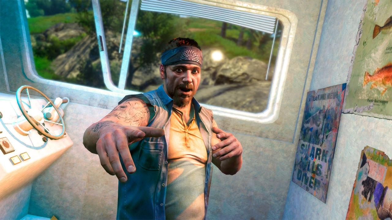 Скриншот №2 к Far Cry3 Classic Edition