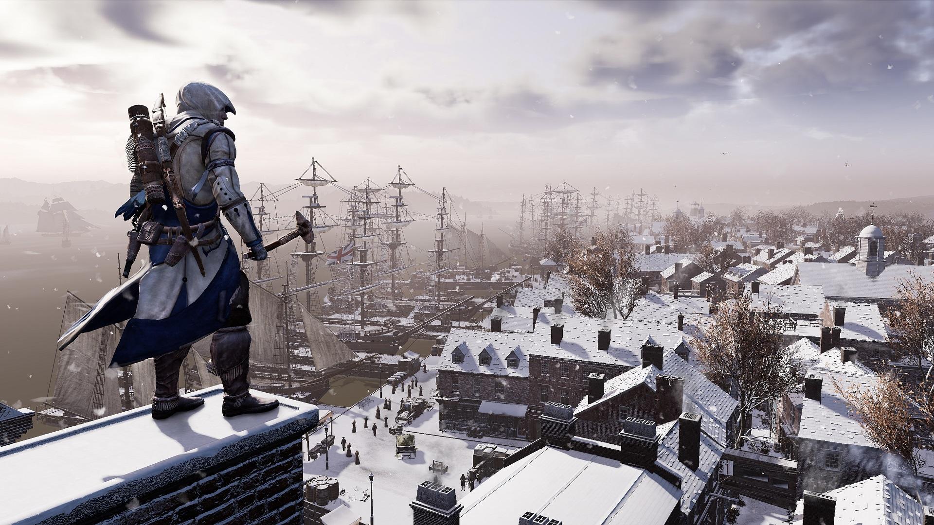 Скриншот №2 к Assassins Creed III Remastered