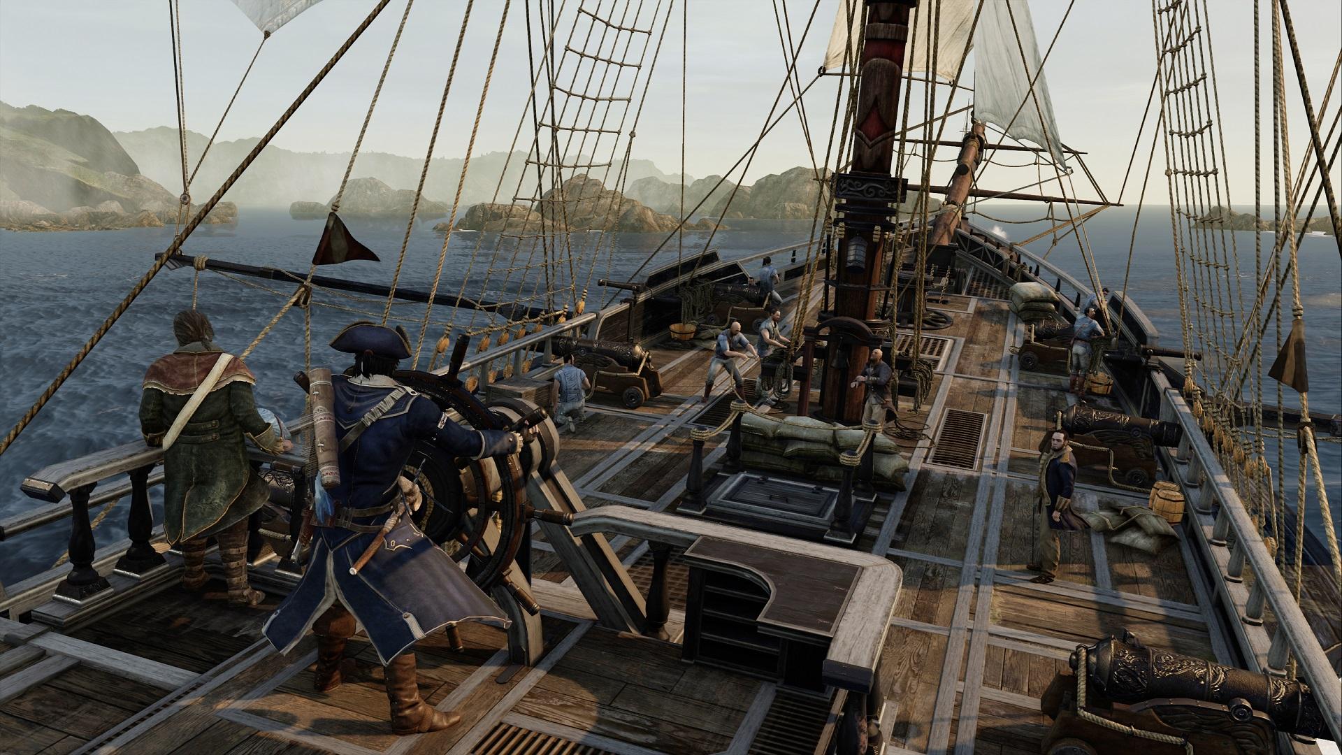 Скриншот №7 к Assassins Creed III Remastered