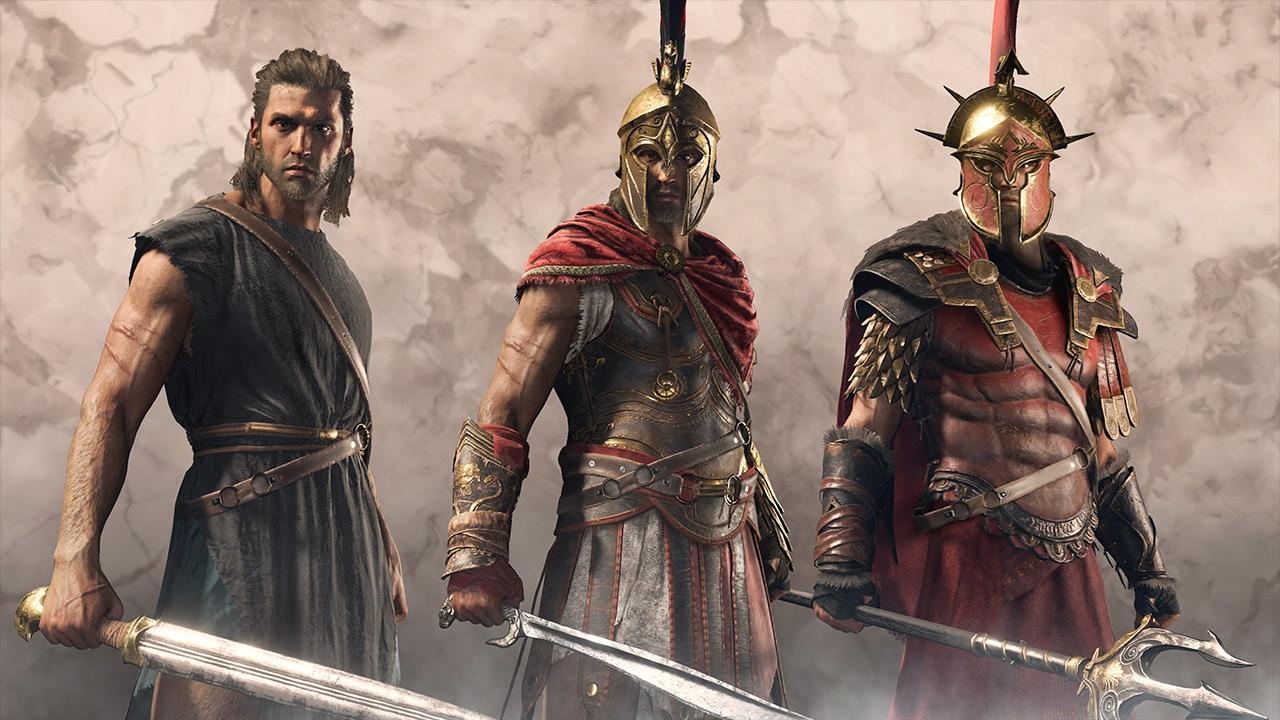 Скриншот №7 к Assassins Creed Одиссея– GOLD EDITION