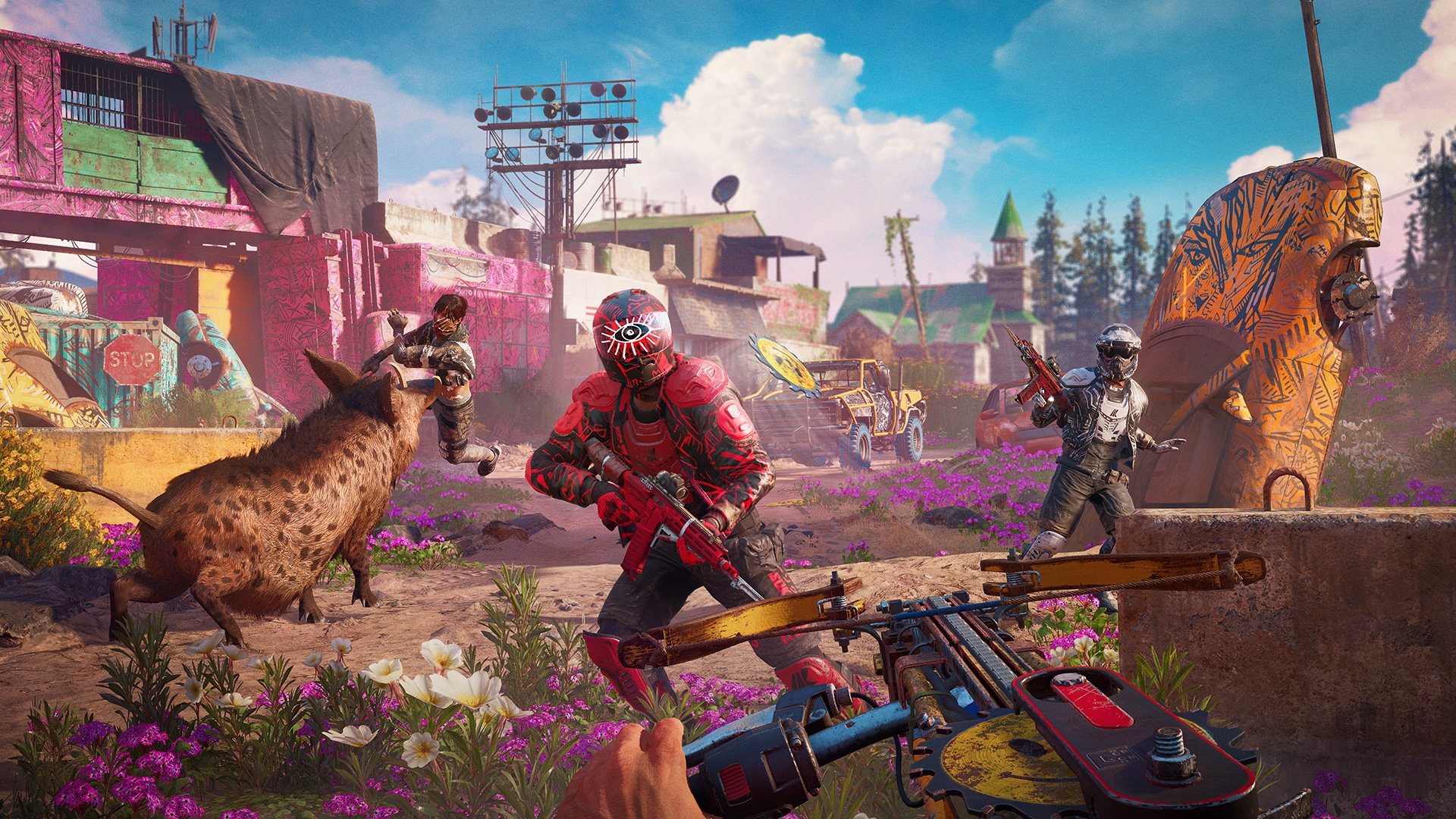 Аренда Far Cry New Dawn Deluxe Edition на PlayStation 4