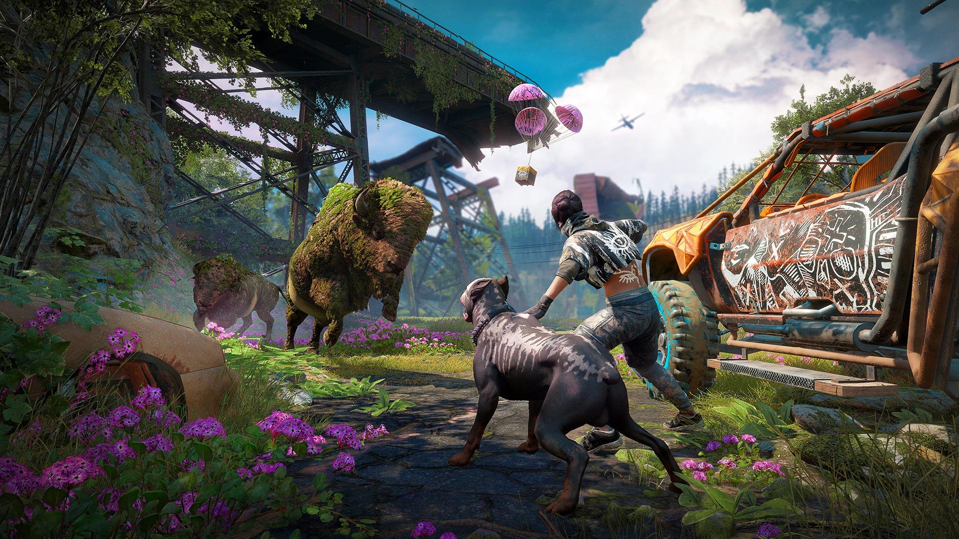 Скриншот №1 к Far Cry New Dawn