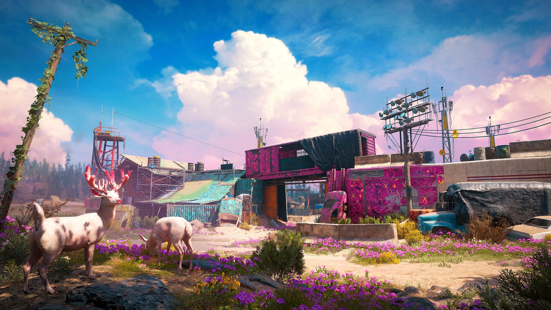 Скриншот №4 к Far Cry New Dawn