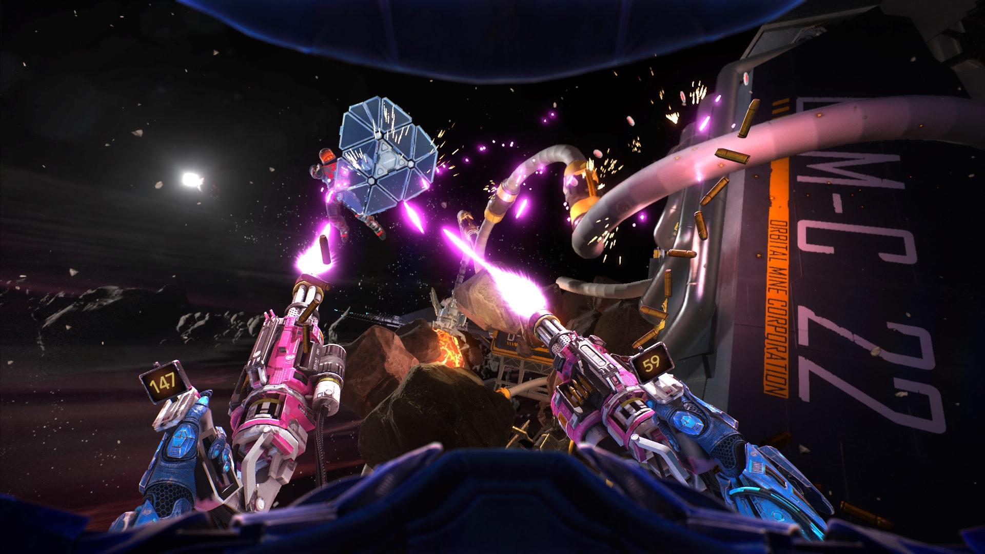 Space Junkies скриншот 3
