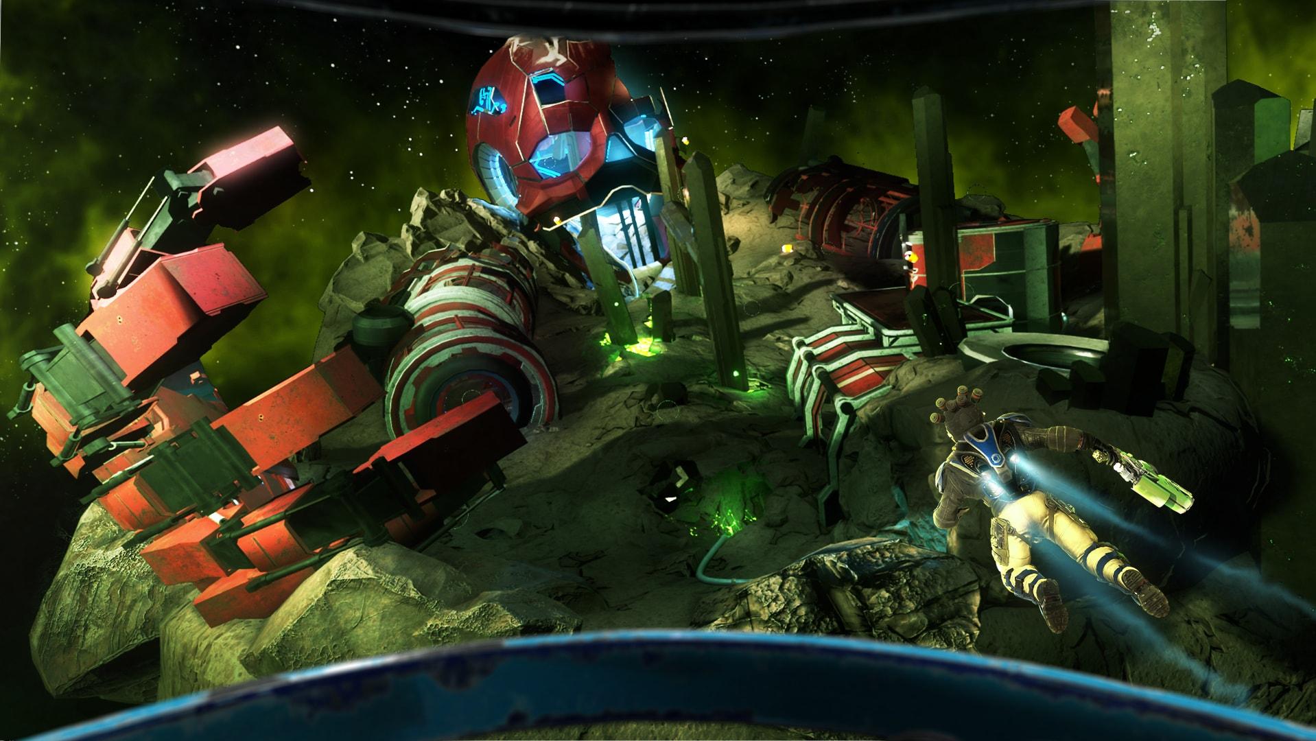Space Junkies скриншот 2