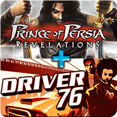 Prince of Persia Revelations+Driver76