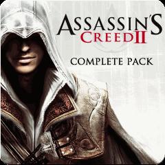 Полный пакет Assassin's Creed® II
