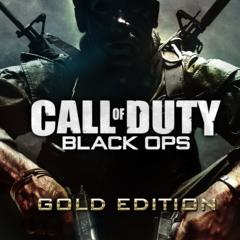 Золотое издание Call of Duty®: Black Ops™