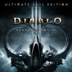 Diablo III  Reaper of Souls - Ultimate Evil Edition  - EFIGS