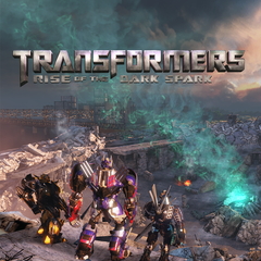 Transformers: The Dark Spark Gold Edition