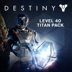 Набор титана - уровень 40