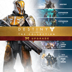 Destiny – The Collection Upgrade