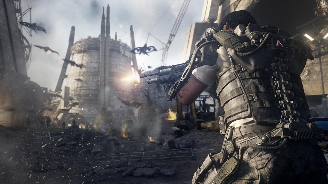 Скриншот №3 к Call of Duty Advanced Warfare