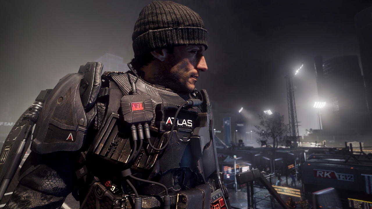 Скриншот №2 к Call of Duty Advanced Warfare