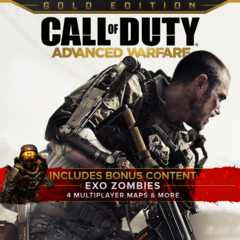 Золотое издание Call of Duty®: Advanced Warfare