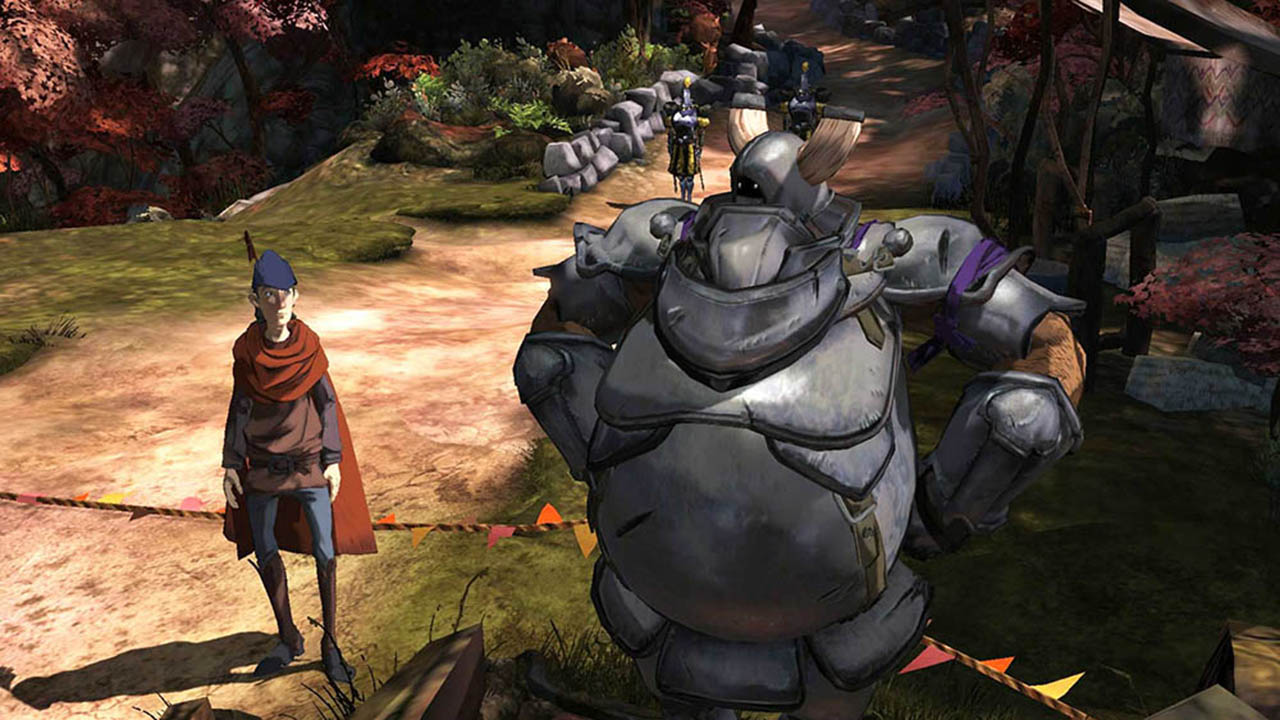 Скриншот №7 к Kings Quest The Complete Collection