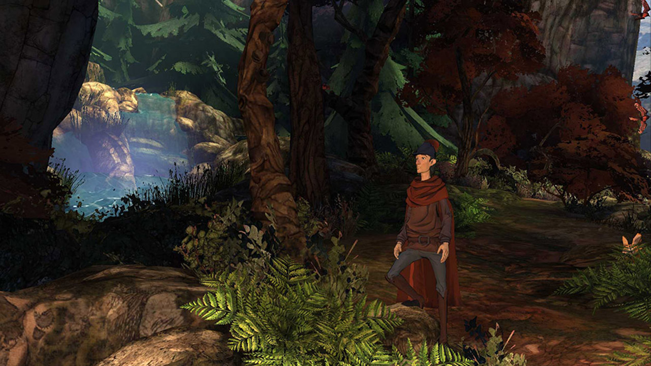 Скриншот №4 к Kings Quest The Complete Collection