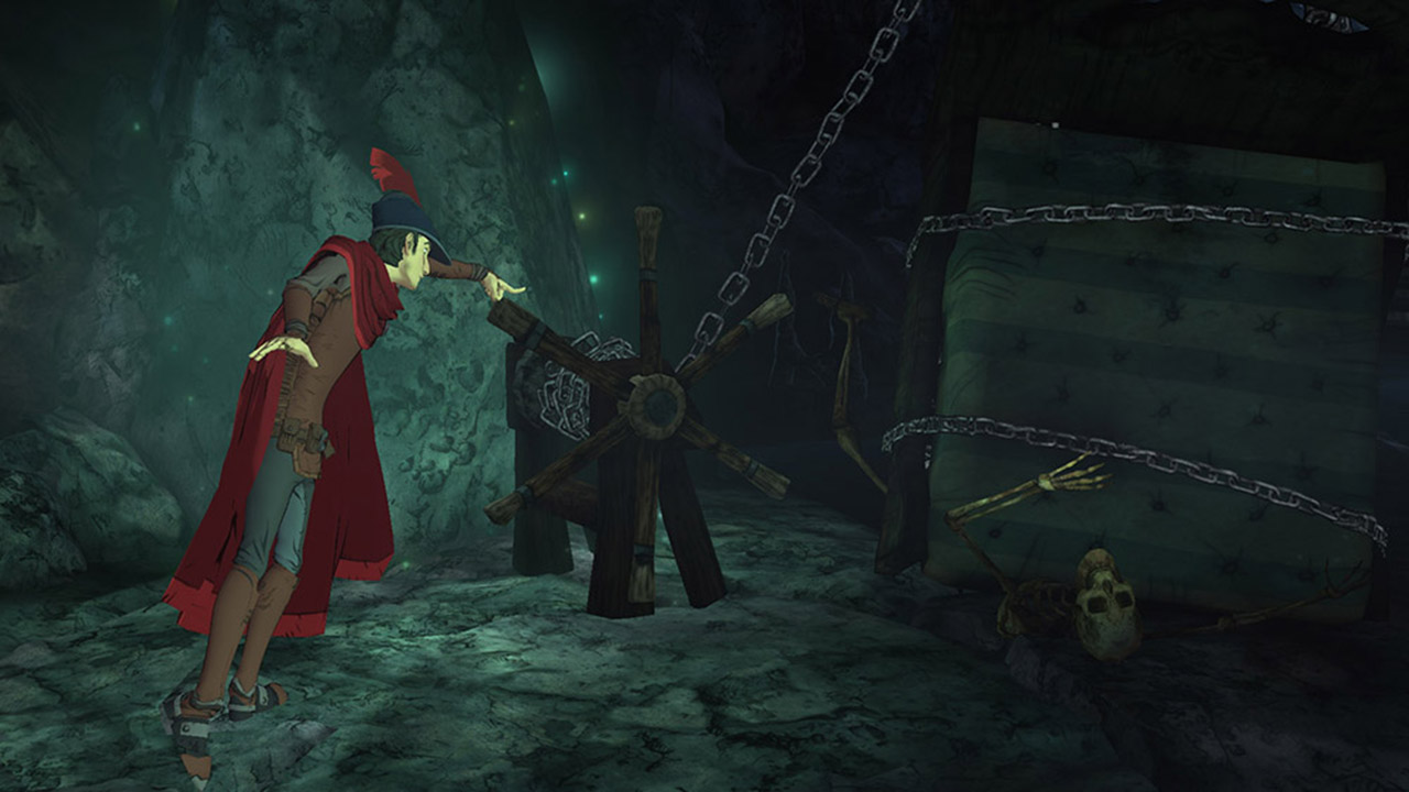 Скриншот №2 к Kings Quest The Complete Collection