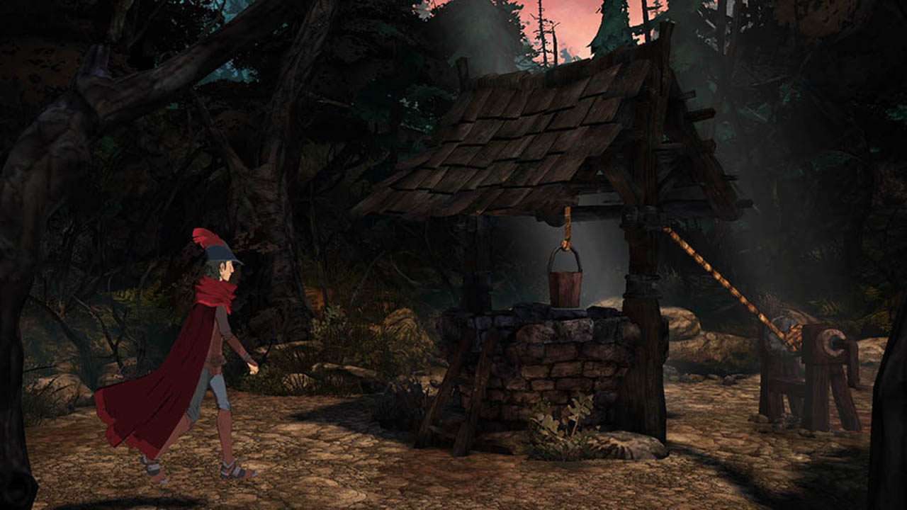 Скриншот №5 к Kings Quest The Complete Collection