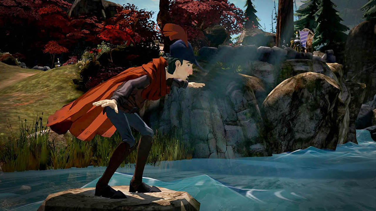 Скриншот №8 к Kings Quest The Complete Collection