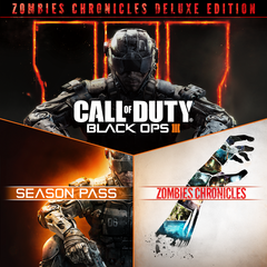 Call of Duty : Black Ops III - Zombies Chronicles Deluxe