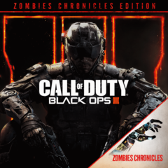 Call of Duty : Black Ops III - Zombies Chronicles Edition