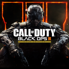 Золотое издание Call of Duty®: Black Ops III