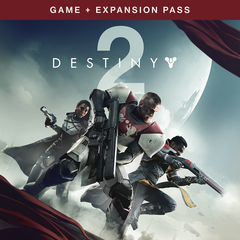 Destiny 2 - Game + Expansion Pass Bundle