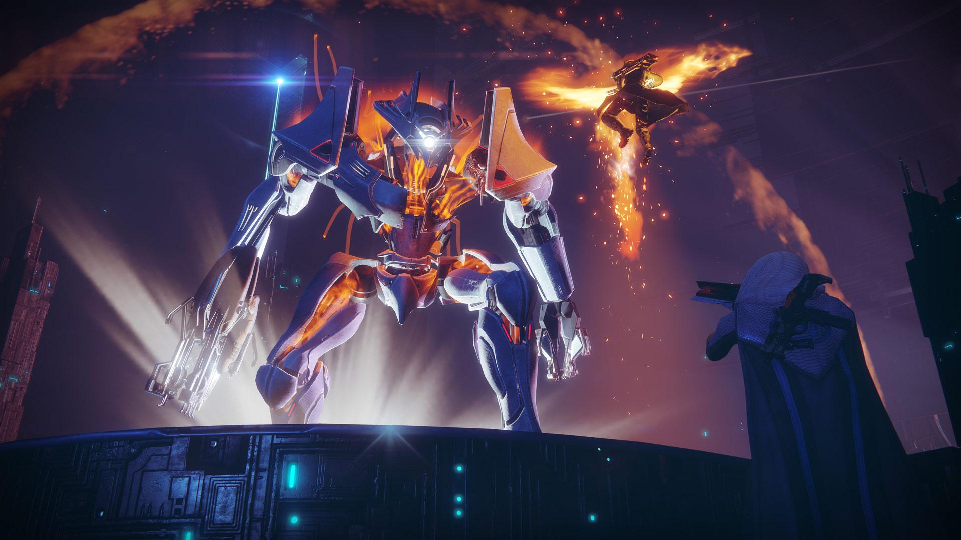 Destiny 2 скриншот 7