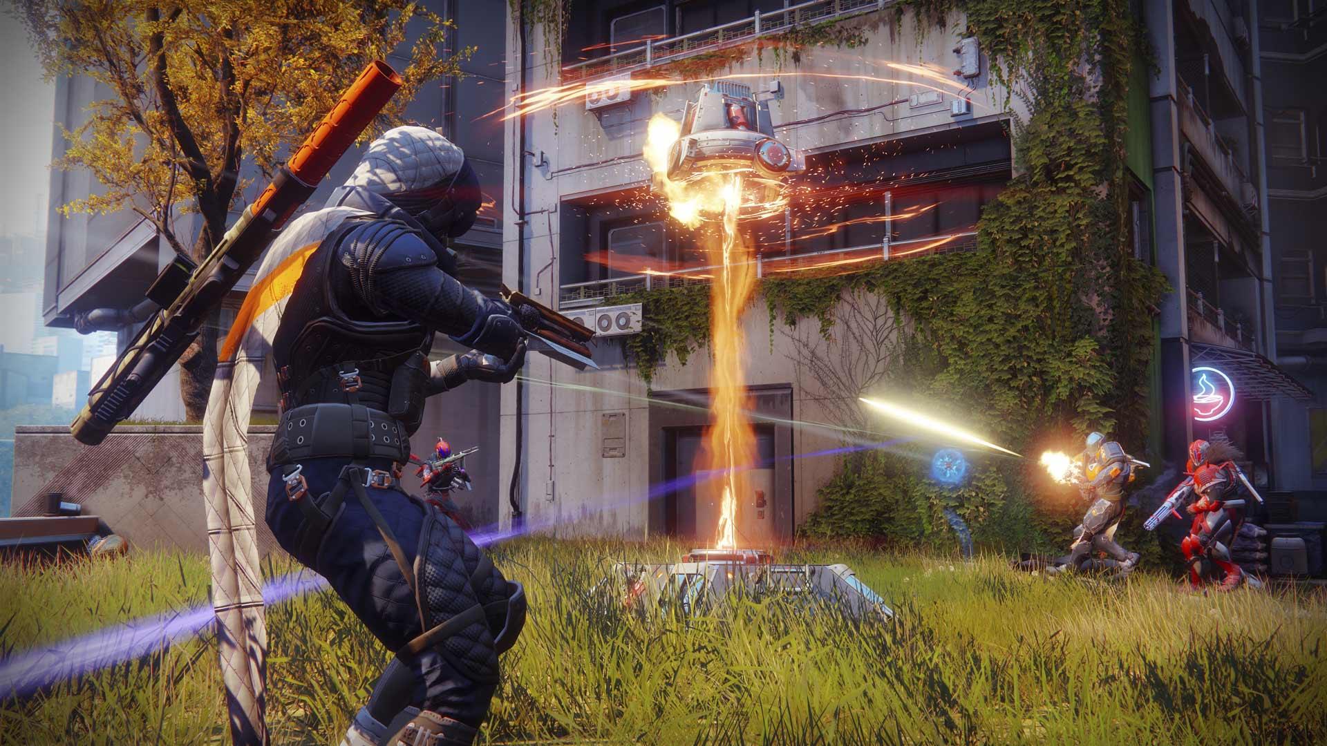 Destiny 2 скриншот 9