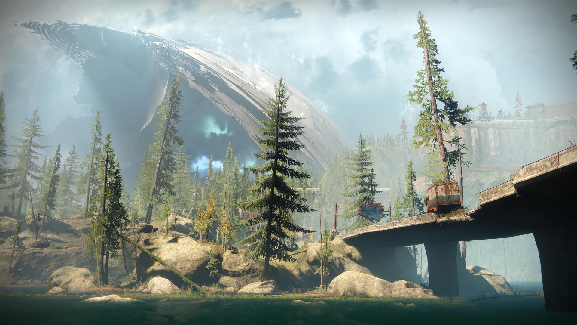 Destiny 2 скриншот 1