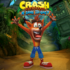 Crash Bandicoot: La trilogía