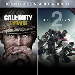 Call of Duty : WWII + Destiny 2 - Pack