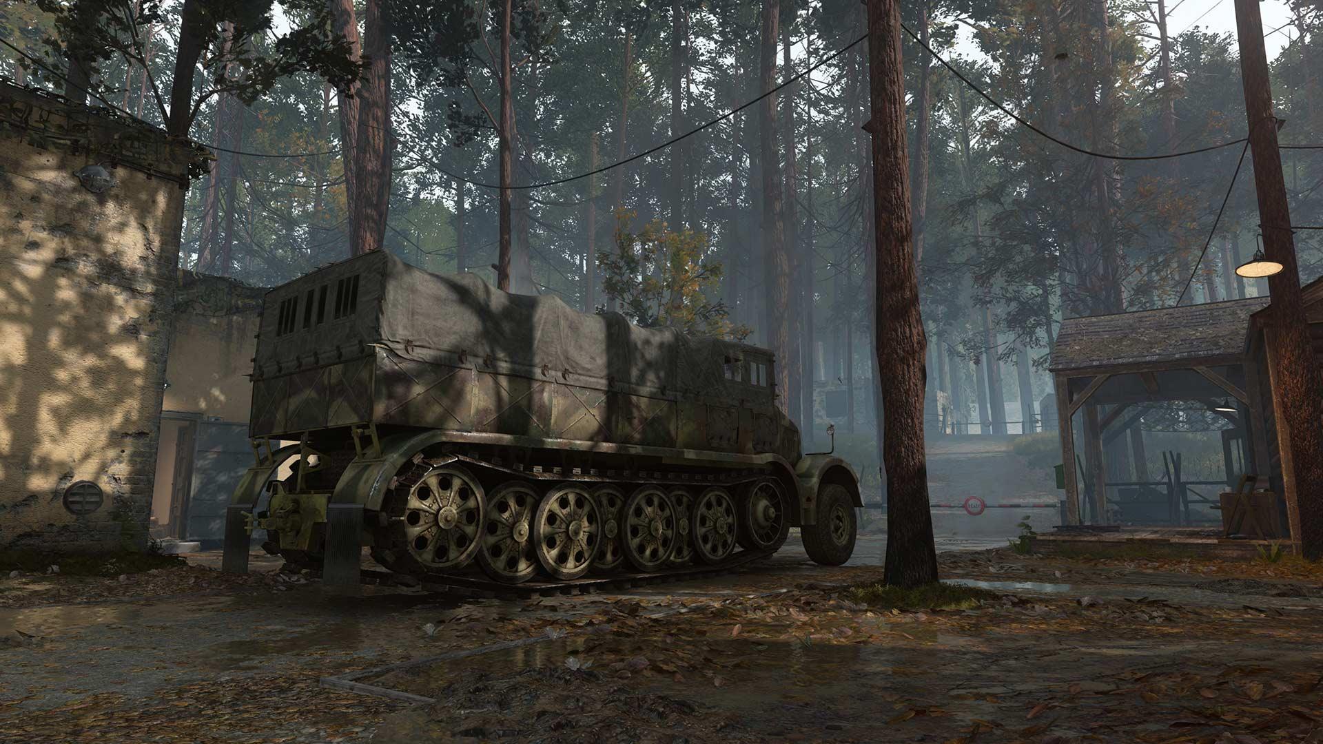 Скриншот №3 к Call of Duty WWII - сезонный абонемент