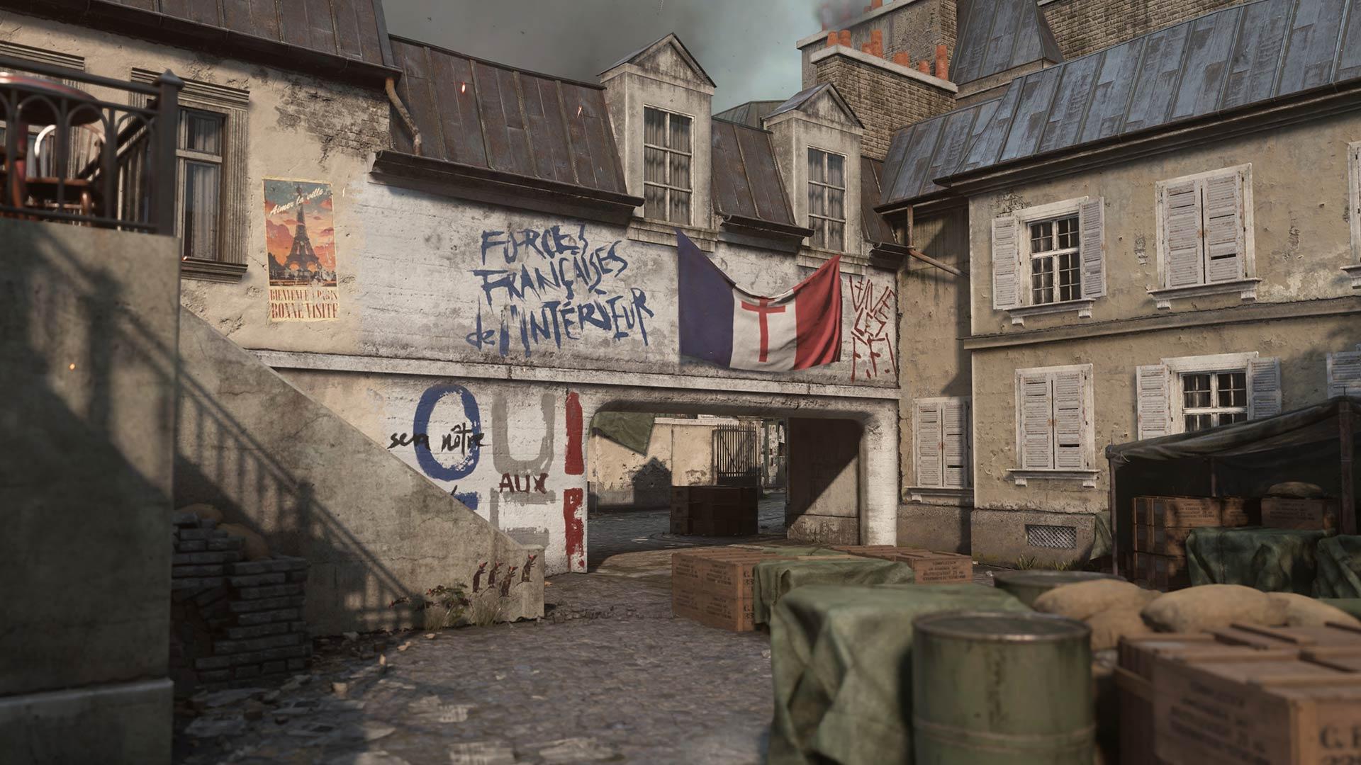 Скриншот №2 к Call of Duty WWII - сезонный абонемент