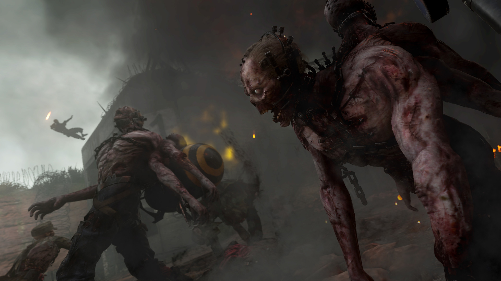 Скриншот №6 к Call of Duty WWII - сезонный абонемент