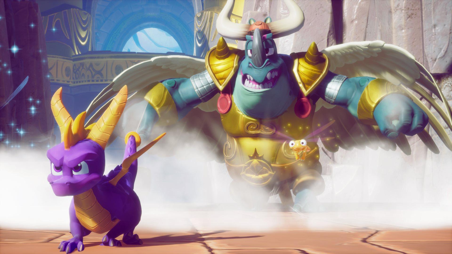 PREVIEW SCREENSHOT5 531532 - Spyro Reignited Trilogy – Der lila Drache ist zurück!