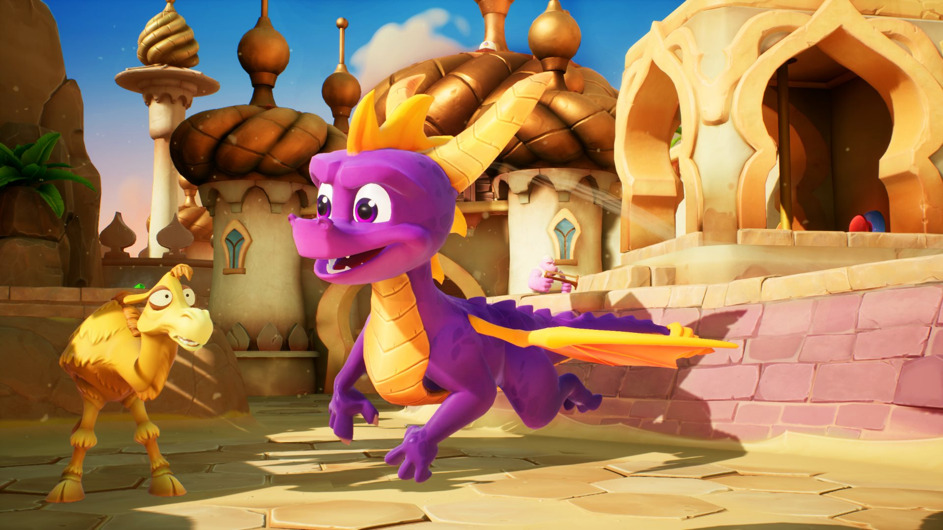 PREVIEW SCREENSHOT4 531532 - Spyro Reignited Trilogy – Der lila Drache ist zurück!