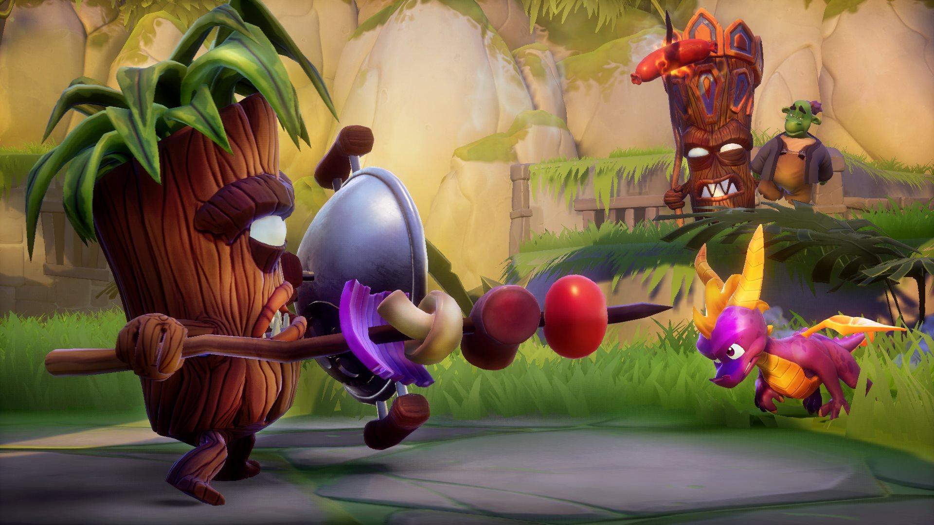 Скриншот №3 к Spyro Reignited Trilogy