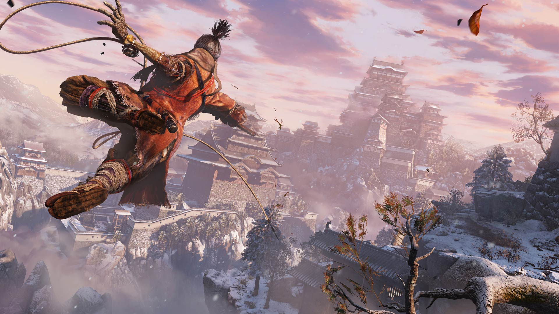 Прокат Sekiro: Shadows Die Twice на PS4