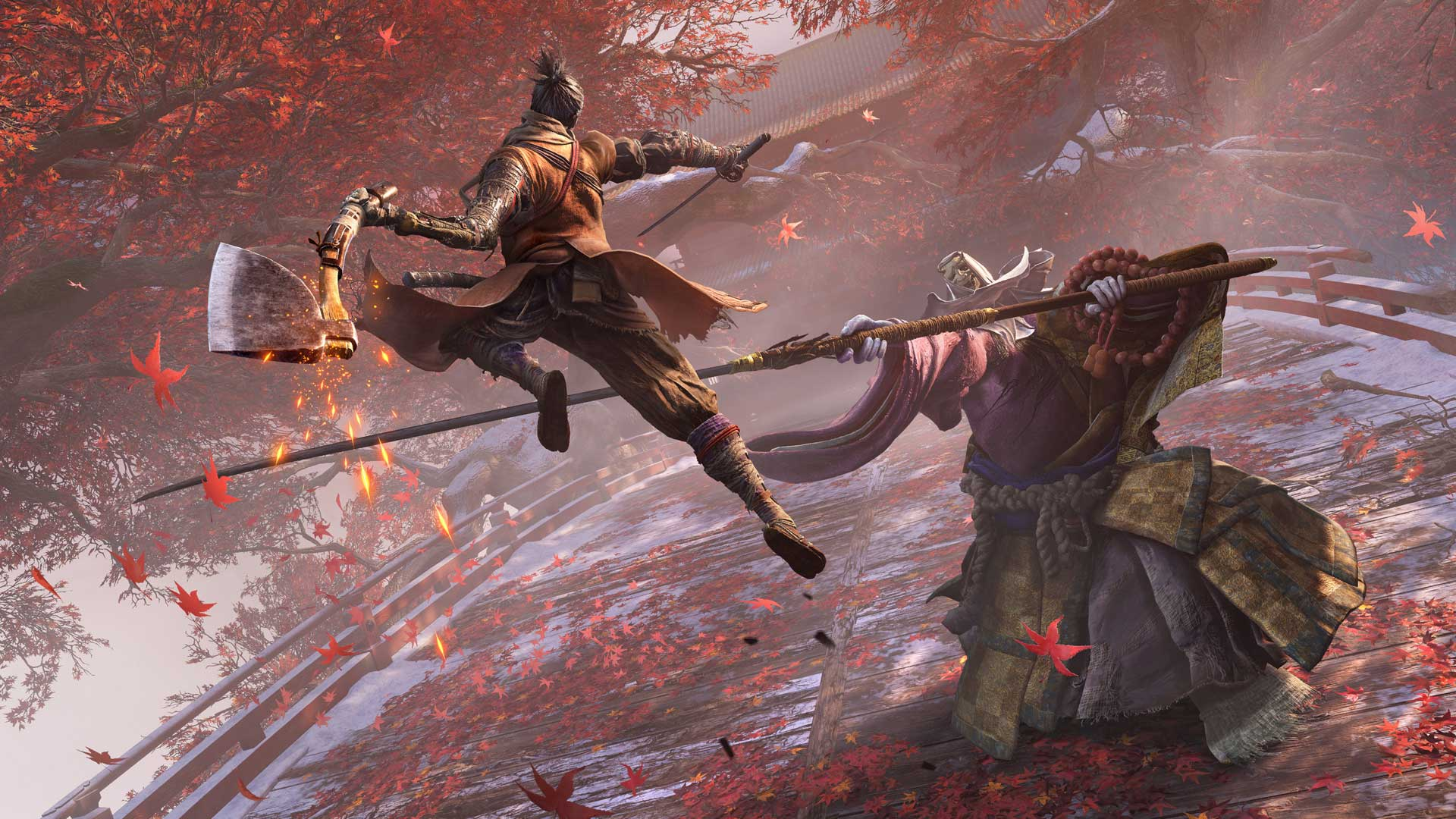Аренда Sekiro: Shadows Die Twice на PlayStation 4